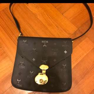 MCM vintage handbag