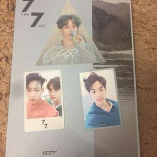 [WTS] 7for7 Unsealed Present Edition (Cozy Hour Ver)