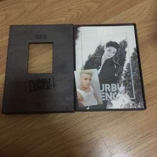 GOT7 Turbulence JB Version (Jackson Photocard)