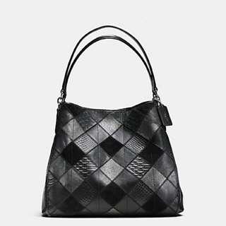 Phoebe Shoulder Coach Bag (Brand New)