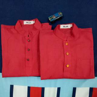 Baju Melayu Budak (6y & 4y)