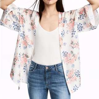 FREE POSTAGE!! H&M Kimono Cardigan