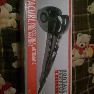 INSTACURL professional automatic curl machine