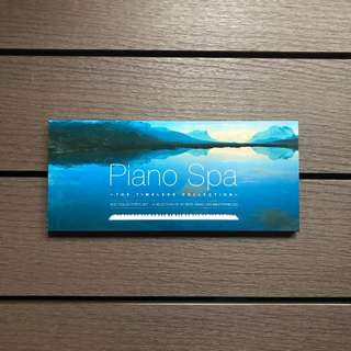 Piano Spa: The Timeless Collection