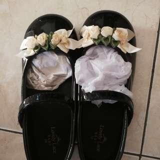 Lovely Lace Girl Shoe