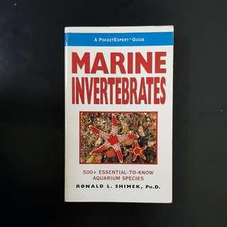 A Pocket Expert Guide to Marine Fish & Invertebrates