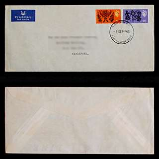 UK-1965-Commonwealth-Arts-Festival-1-September-1965-Airmail-London-to-Singapore-00019-FDC