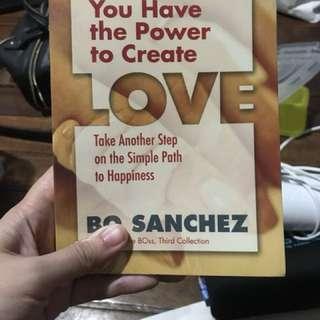 Bo Sanchez book