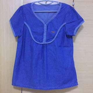 BN blue tops