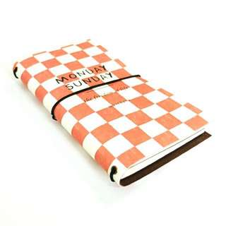 [INSTOCK] Checkered Notebook
