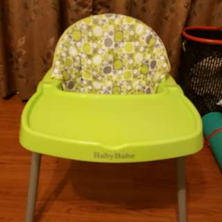 嬰幼兒學習椅子