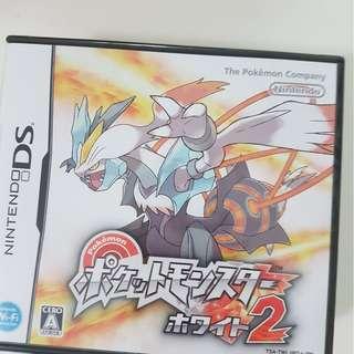 Pokemon White 2 Japanese (Sealed)