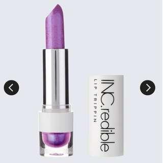 Nails Inc Lips Inc Lip Trippin' Iridescent Strobe Lipstick in Unicorn Tribe