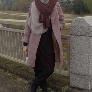 Winter/autumn coat for rent