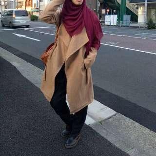 Long coat for rent