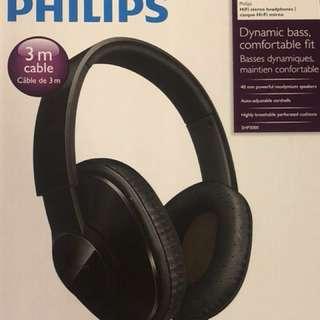 Brand new Philips headphones SHP3000