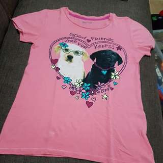 Girl shirt (gap)