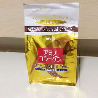 Brand New & Sealed Meiji Amino Collagen Premium