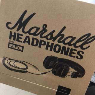 Marshall Major I Headphones - New, failed Christmas gift 😒