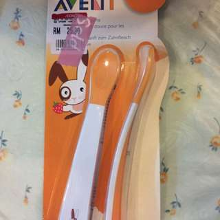 Avent weaning spoon