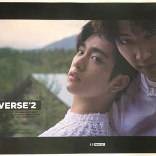 [WTB] JJ PROJECT VERSE 2 ALBUM POSTER