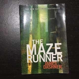 The Maze Runner (Book #1)