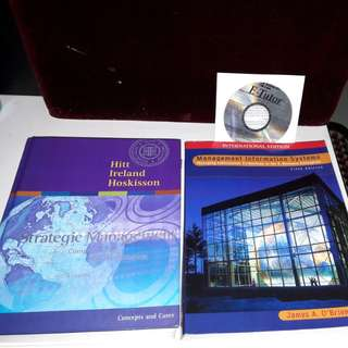 Strategic Management & IT System book
