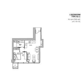Floor Plans: Wallich Residence