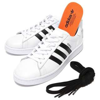 best service cb6e8 c175f Adidas Campus Beams Shoes - Black White