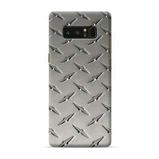 Metal Pattern Samsung Galaxy Note 8 Custom Hard Case