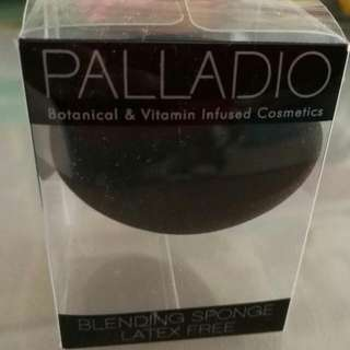 New Palladio Botancial & Vitamin Infused Cosmetics Blending Sponge Latex Free