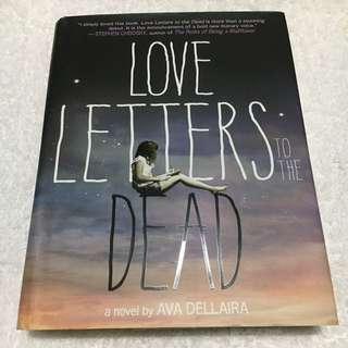 Harbound of Love Letters to the Dead