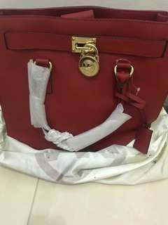 AUTHENTIC MK BAG (LARGE)