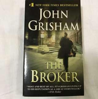 Book - The Broker - John Grisham - Bestseller