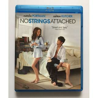 No Strings Attached Blu Ray