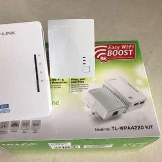 AV600 Wi-Fi Extender Starter Kit