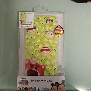 全新smartone case & tempered glass for IPhone 6 Plus