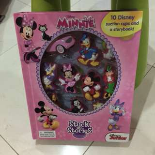 Disney Minnie Book