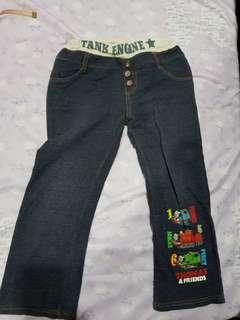 Thomas train long pants