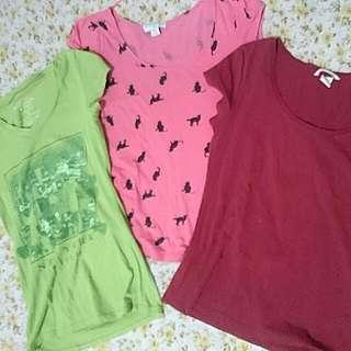 Branded Shirts*bundle!