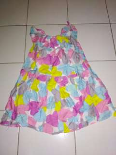 Dress Daster Bayi