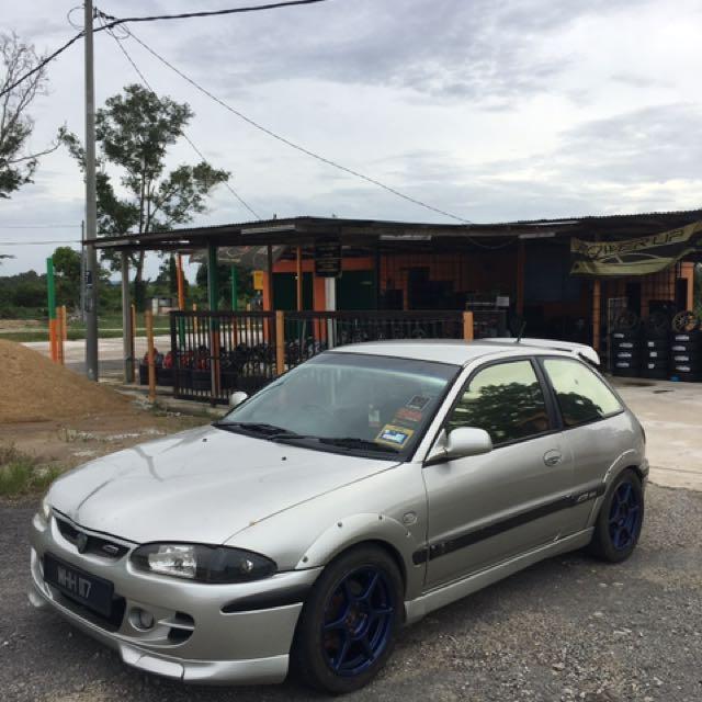 2000 Satria GTi 1.8 Original C99