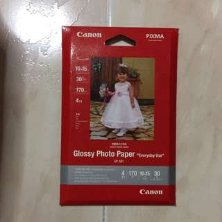 Canon Pixma Glossy Photo Paper