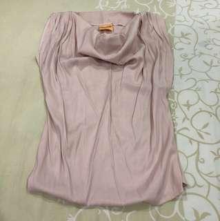 Pink Nude Top