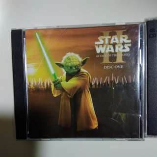 Star Wars Episode II: Attack of the Clones (VCD)