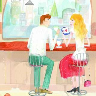 Coffee Prince by Sunmi Lee (Mandarin)
