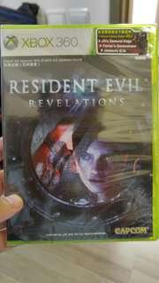 全新Resident Evil Revelation 啟示錄