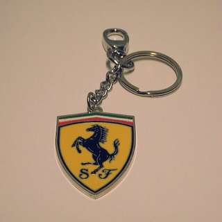Authentic Ferrari Keychain