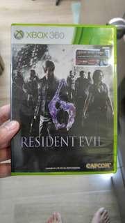全新Resident Evil 6