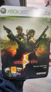 Resident Evil 5 鐵盒版